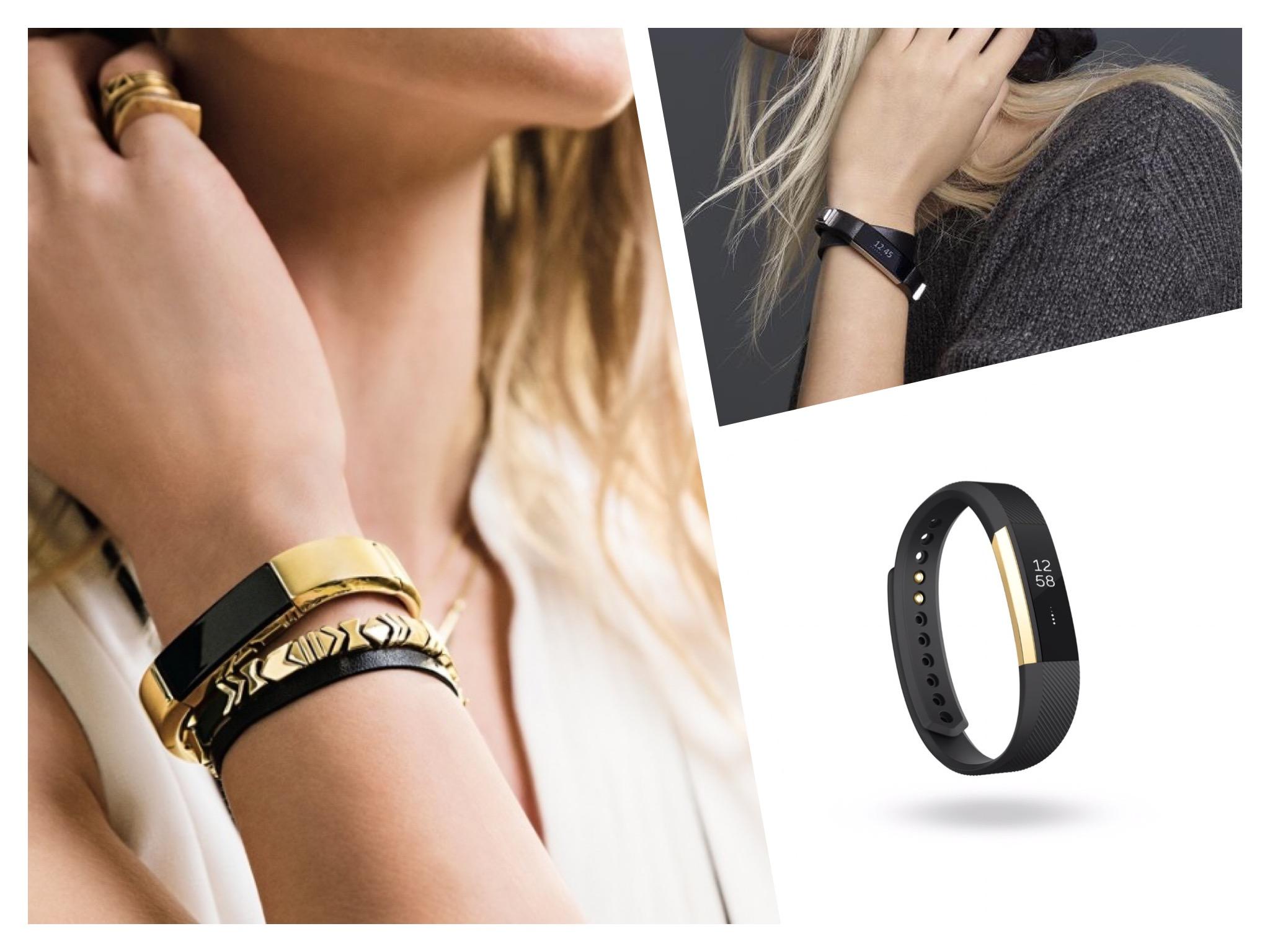 Metal Bracelet ,  Fitbit Alta ,  Leather Bracelet