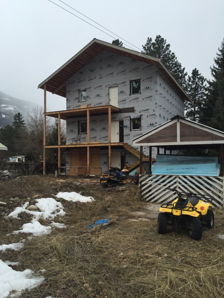 Burrows Passive House