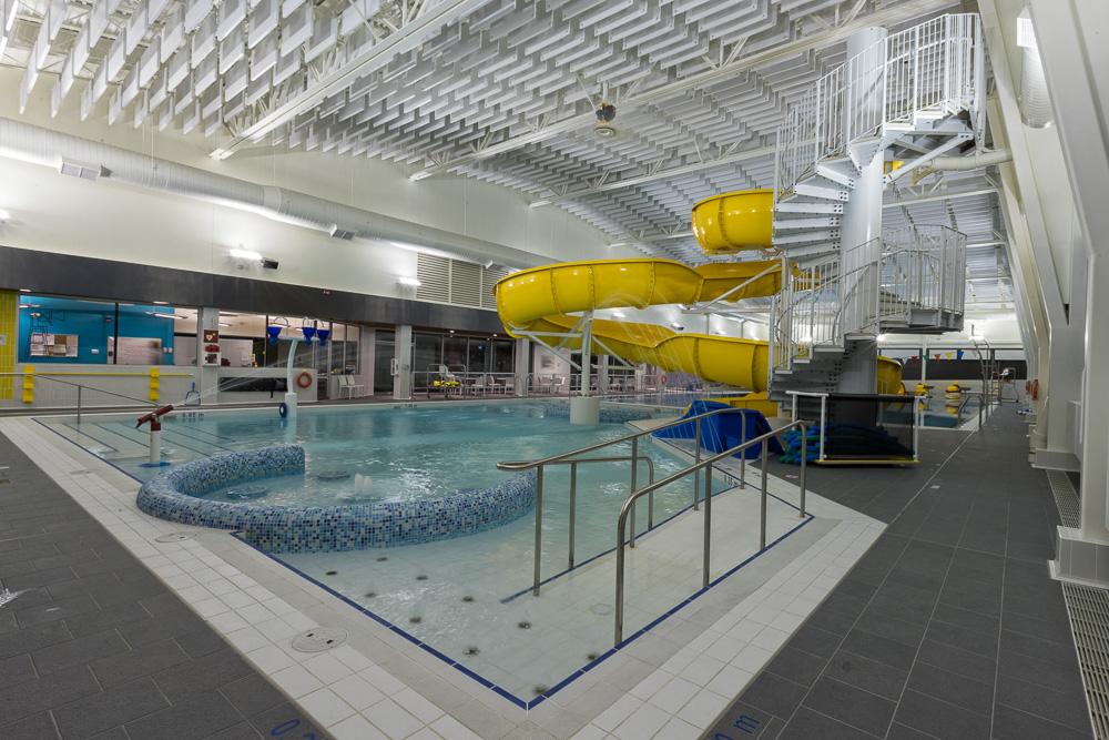 Iqaluit Aquatic Center