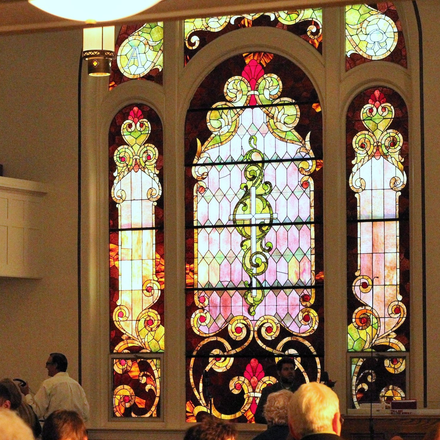Interested in hearing more about who we are and what we're about here at First Presbyterian Church? We'd love to share more with you! Click this link to learn more about First Presbyterian Church.