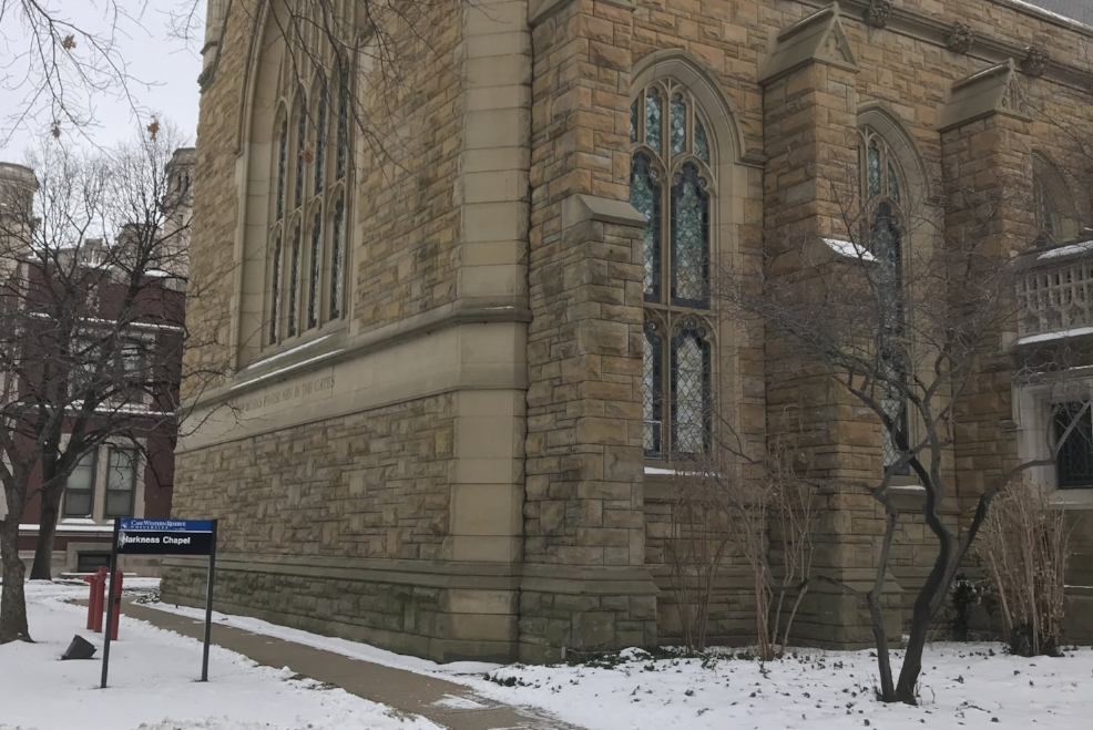 Harkness Chapell, Case Western Reserve University