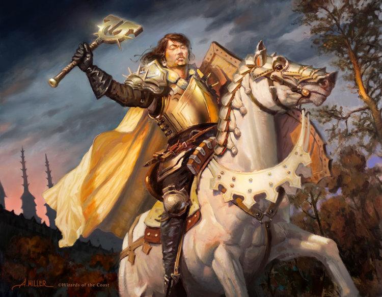 Faithbearer Paladin | Wizards of the Coast