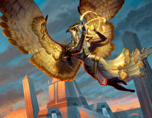 Companion of the Trials | Magic: the Gathering | Wizards of the Coast