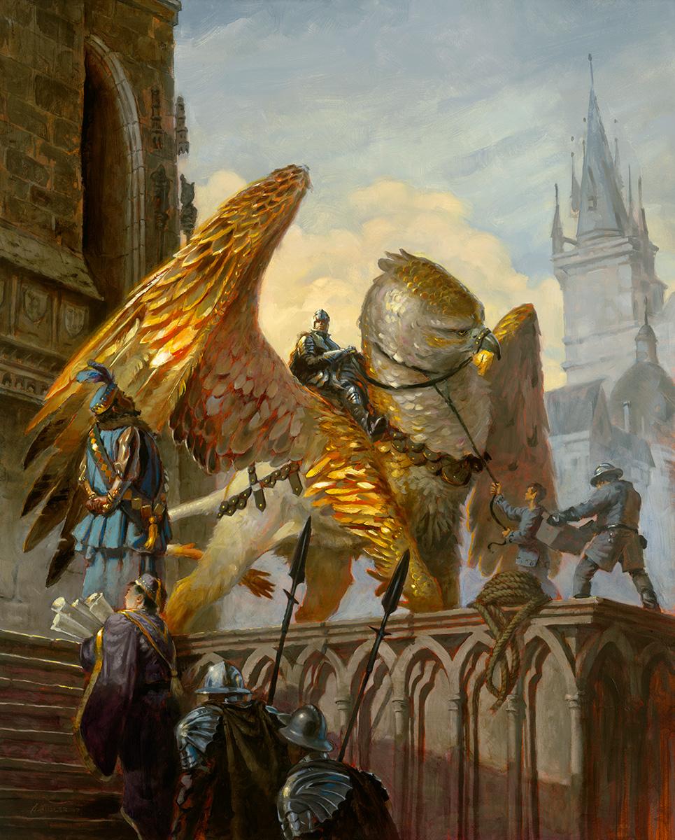 The Diplomat | Midgard Heroes handbook | Kobold Press