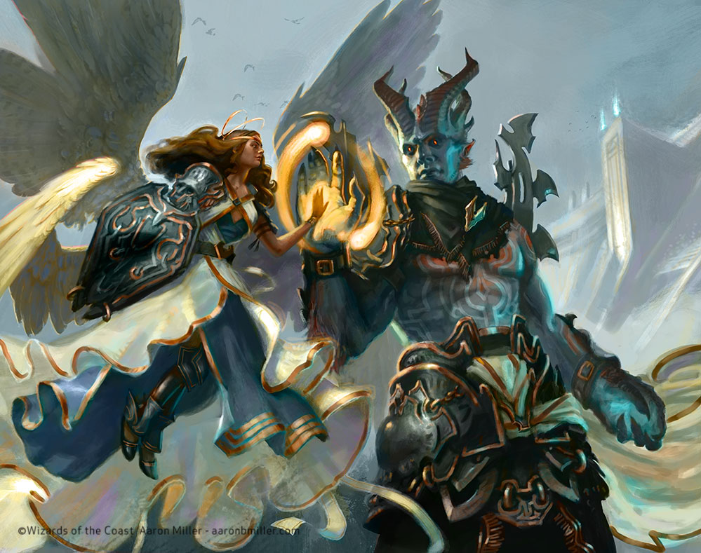 Together Forever | Magic: the Gathering | Wizards of the Coast