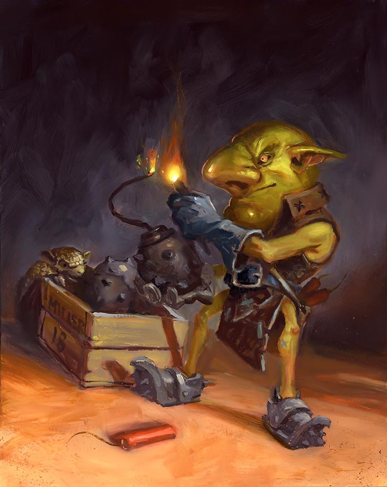 Goblin Boom Chucker