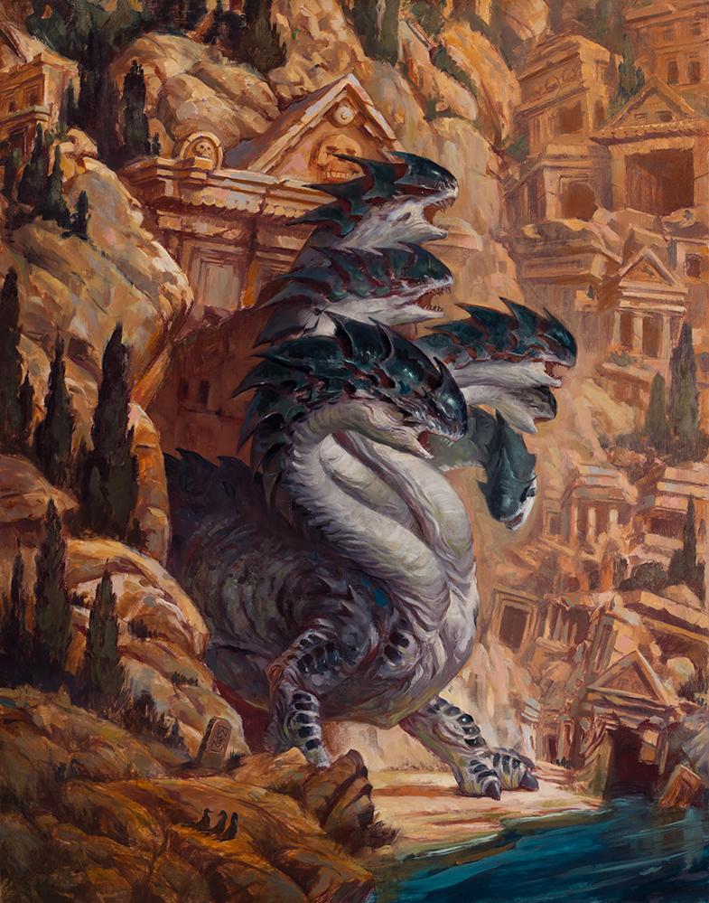 Gravegorger Hydra