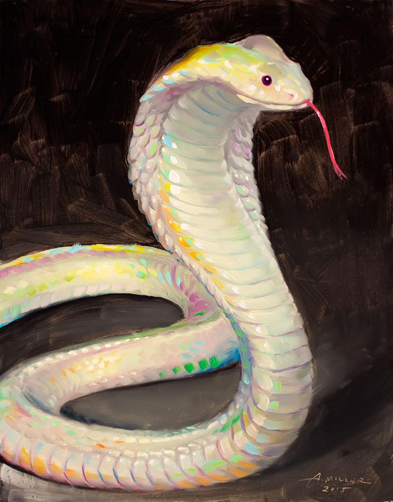 Opal Cobra