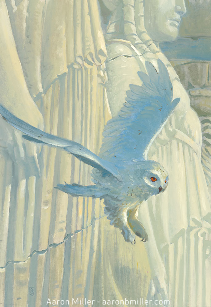 Owl of the Second Prophecy