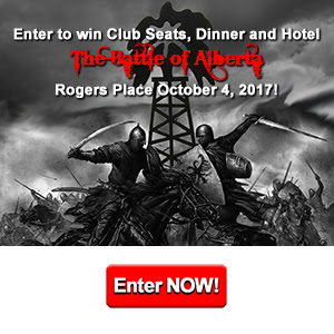 Opening Night - Battle of Alberta - Win Club Seats