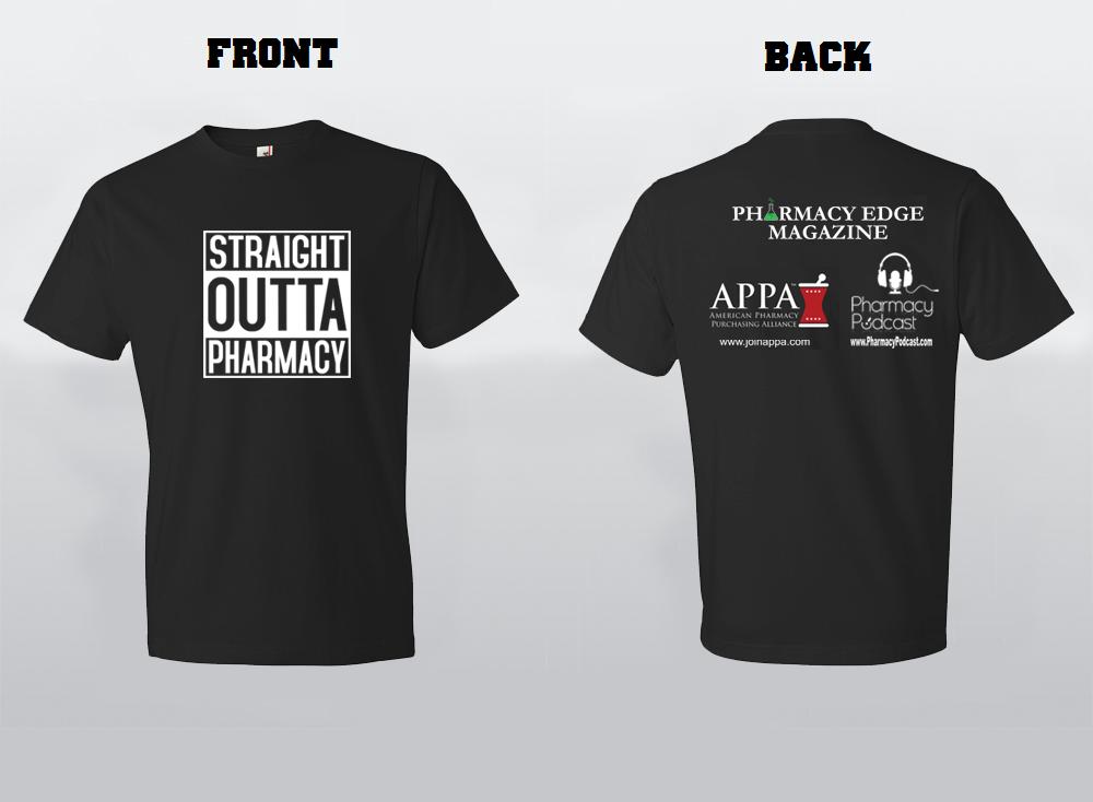 APPA Straight Outta Pharmacy