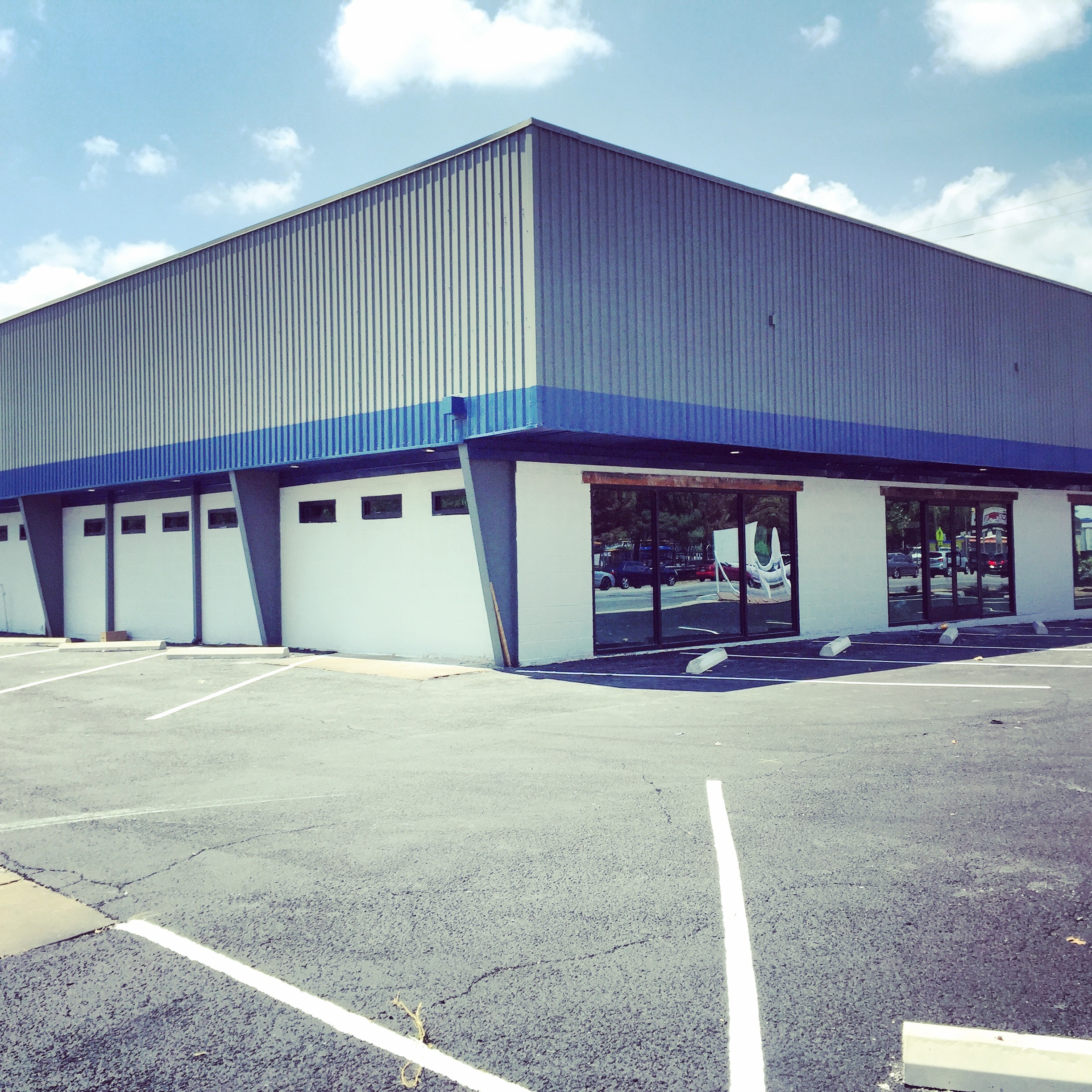1417 Anderson Lane, bought off-market through a Beck Reit Commercial connection