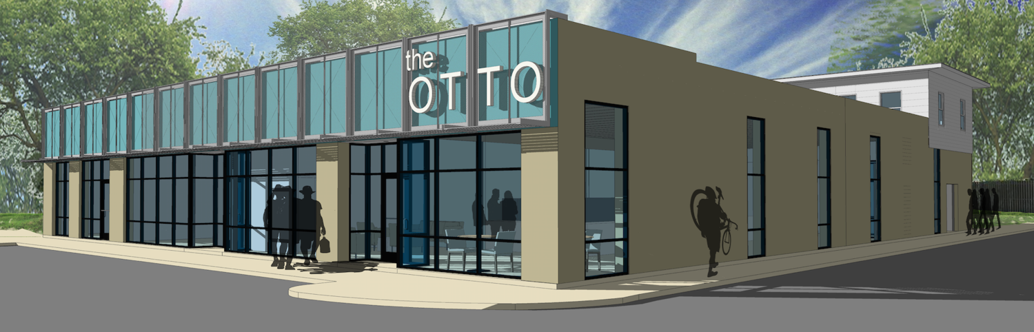 This rendering is the vision that has driven the project. Watch the transformation unfold in the images below!