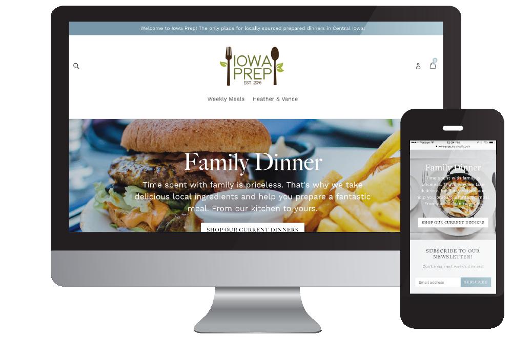 eCommerce Marketing Web Design