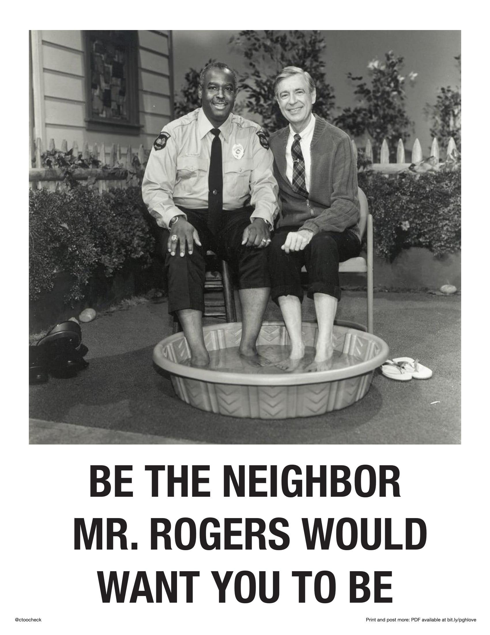 Parashat Kidoshim Emotional Imagination Mr Rogers And Neighborly Love Joshua Fixler