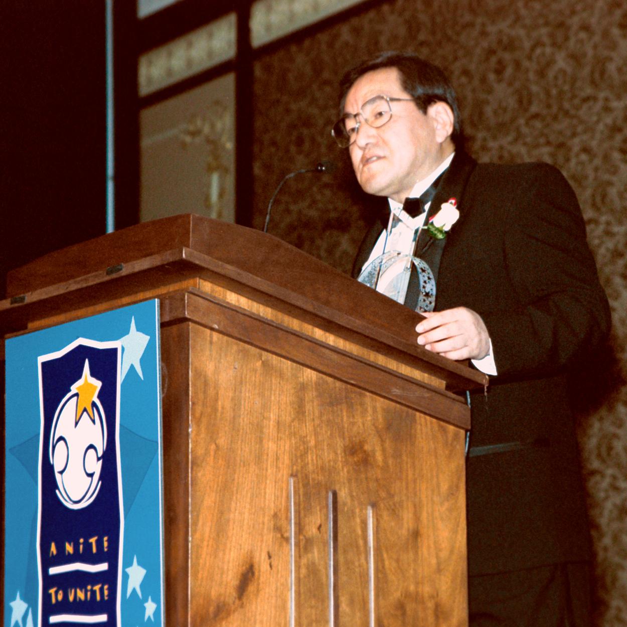Isao Okawa   Segway Enterprises,     2001 Honoree