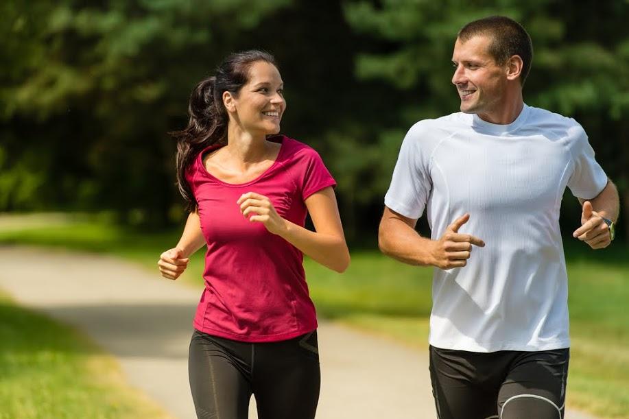 Wisconsin couple running