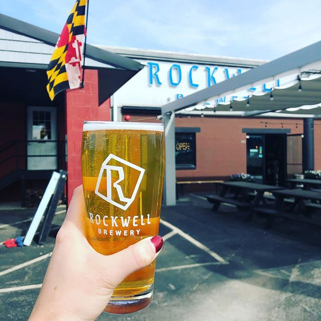 🍺Beer Re-Release!🍺 BUCKETHEAD is back and crisper than ever! Brewed with coriander, orange peel, and citra hops this American Wheat Ale is the beer you want to drink on the hot days 🔥☀️🍊 Open 4-10 today, come on in to try it! . . . . . . #beerwell #drinklocal #downtownfrederick #frederickbeer #frederickmd #rockwellbrewery #orangepeel #lightandcrisp #citrahops #marylandcraftbeer #beergarden