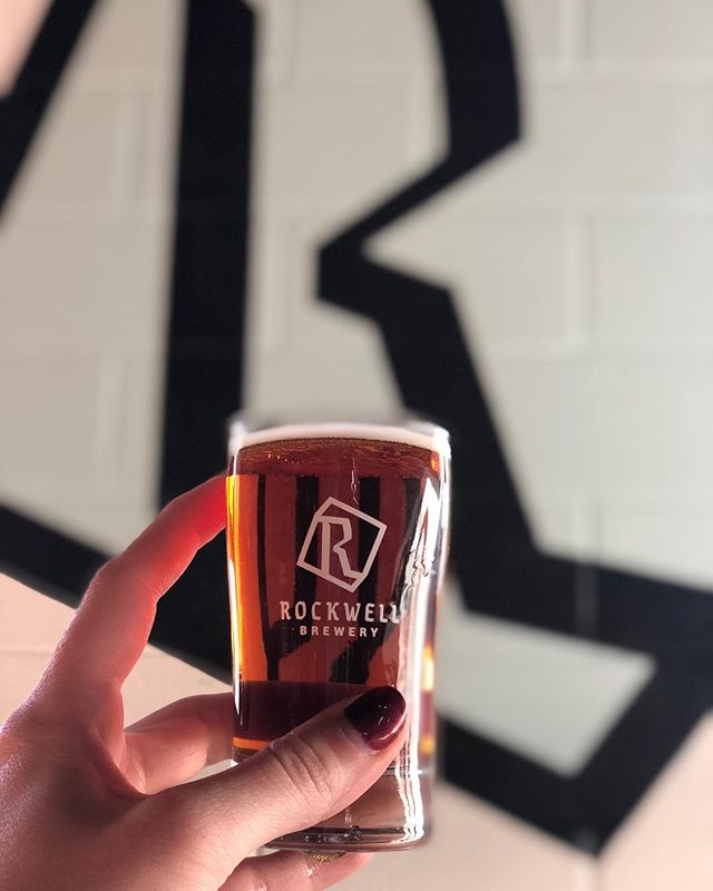 🍺BEER RELEASE!!!🍺 Crazy Child- Vienna Lager!! This beer will remind you of Yingling! Dark and malty tones makes for a very delicious and smooth beer 😍 . . . . . . . #beerwell #drinklocal #downtownfrederick #frederickbeer #frederickmd #rockwellbrewery #lager #malty
