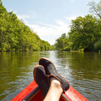 Canoe & Kayak rentals on the Allegheny River