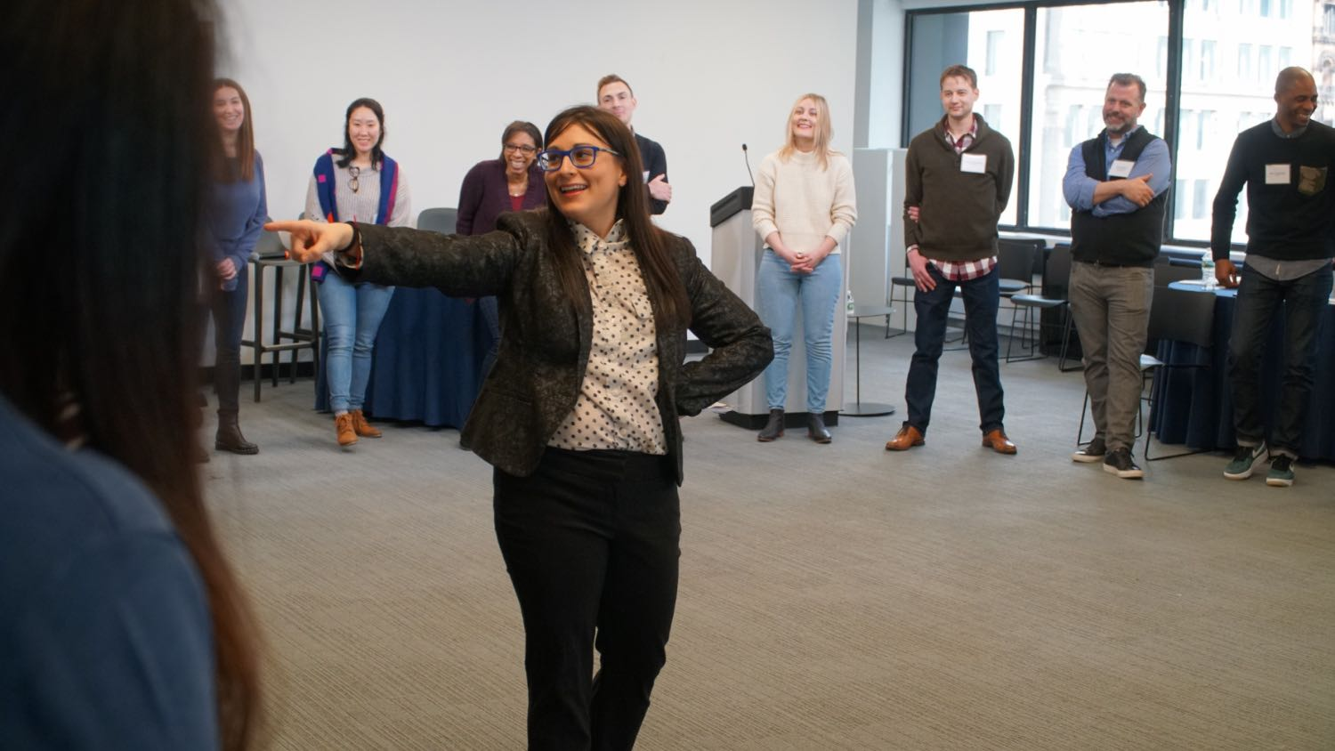 Public Group Classes: 3 Week Public Speaking - This workshop is designed for the individual seeking a group experience. You will learn the fundamentals of public speaking, how to own a room, and navigate challenging conversations.