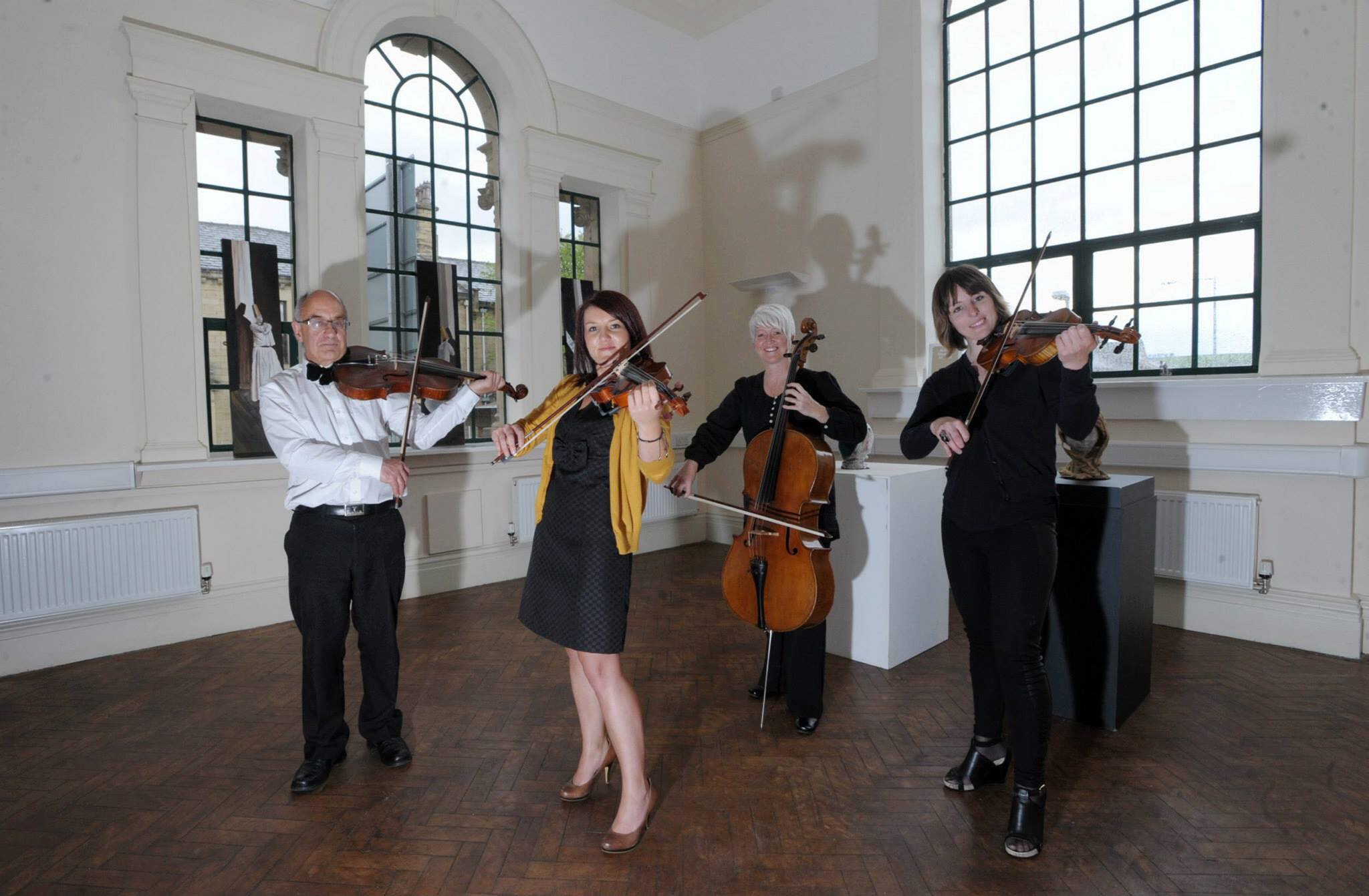 The Trawden String Quartet