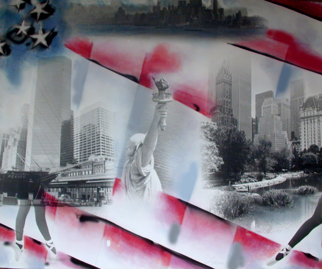 Liberty and Freedom WTC shadows 33 x 40 in.jpg