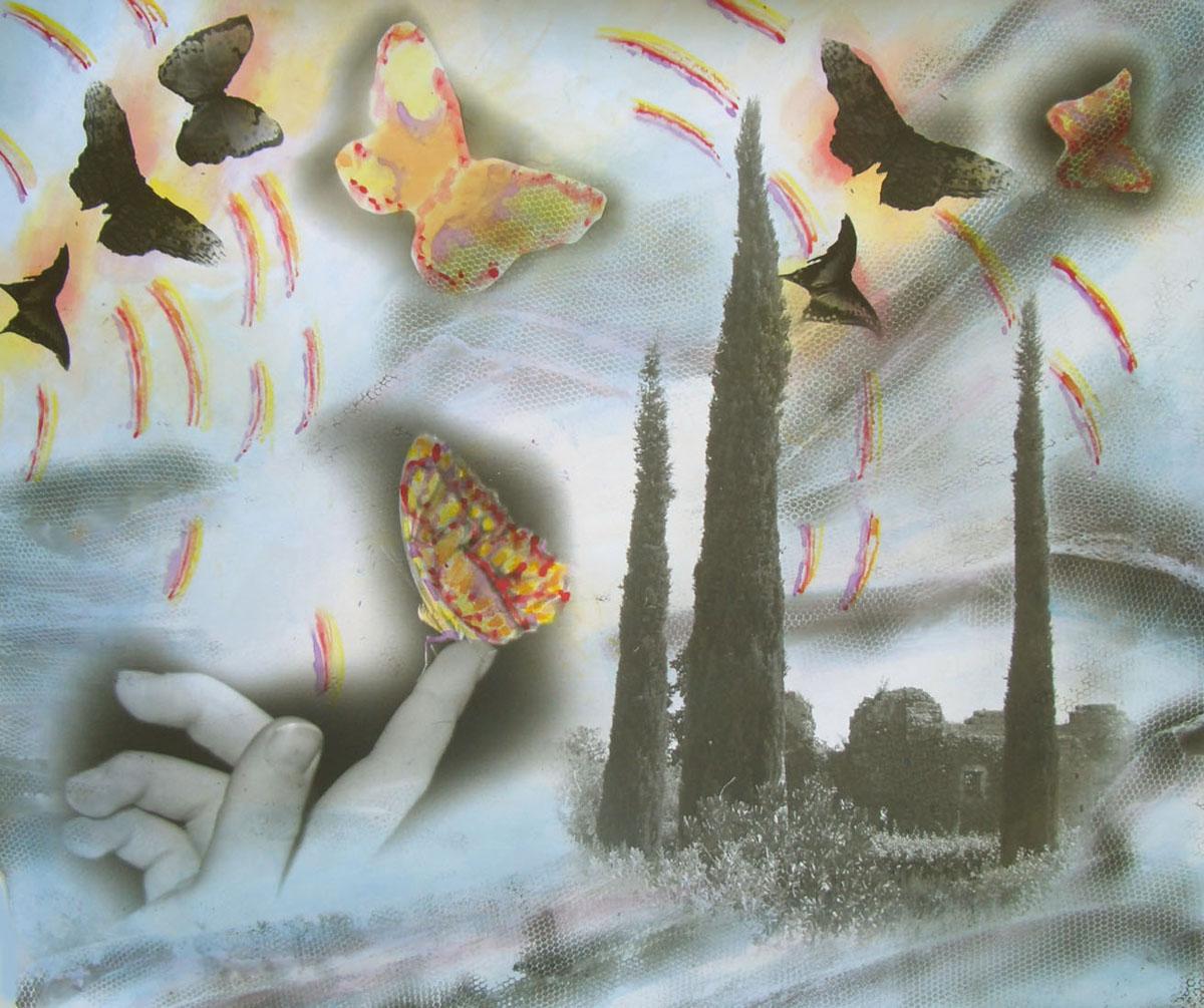 Butterfly_South_of_France_Loren_Ellis_photopainting.jpg