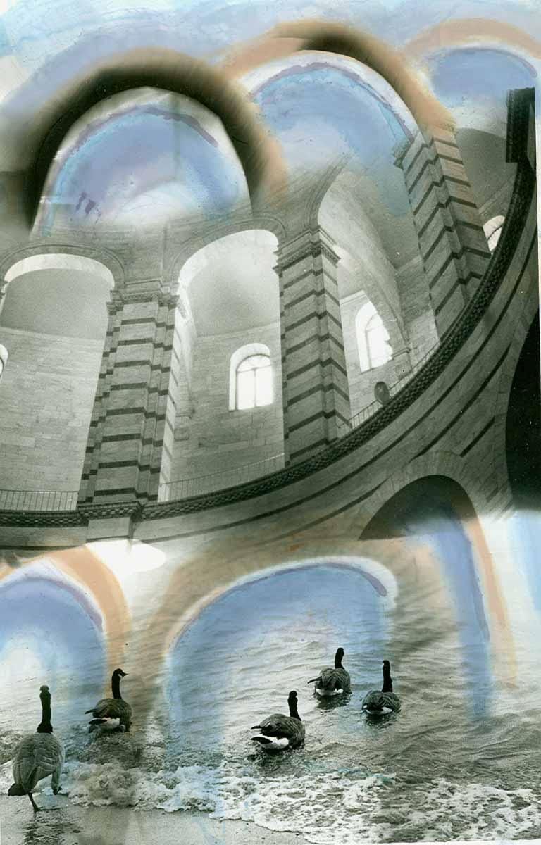 Interior of Pisa Tower 7x5 study for 20x16.jpg