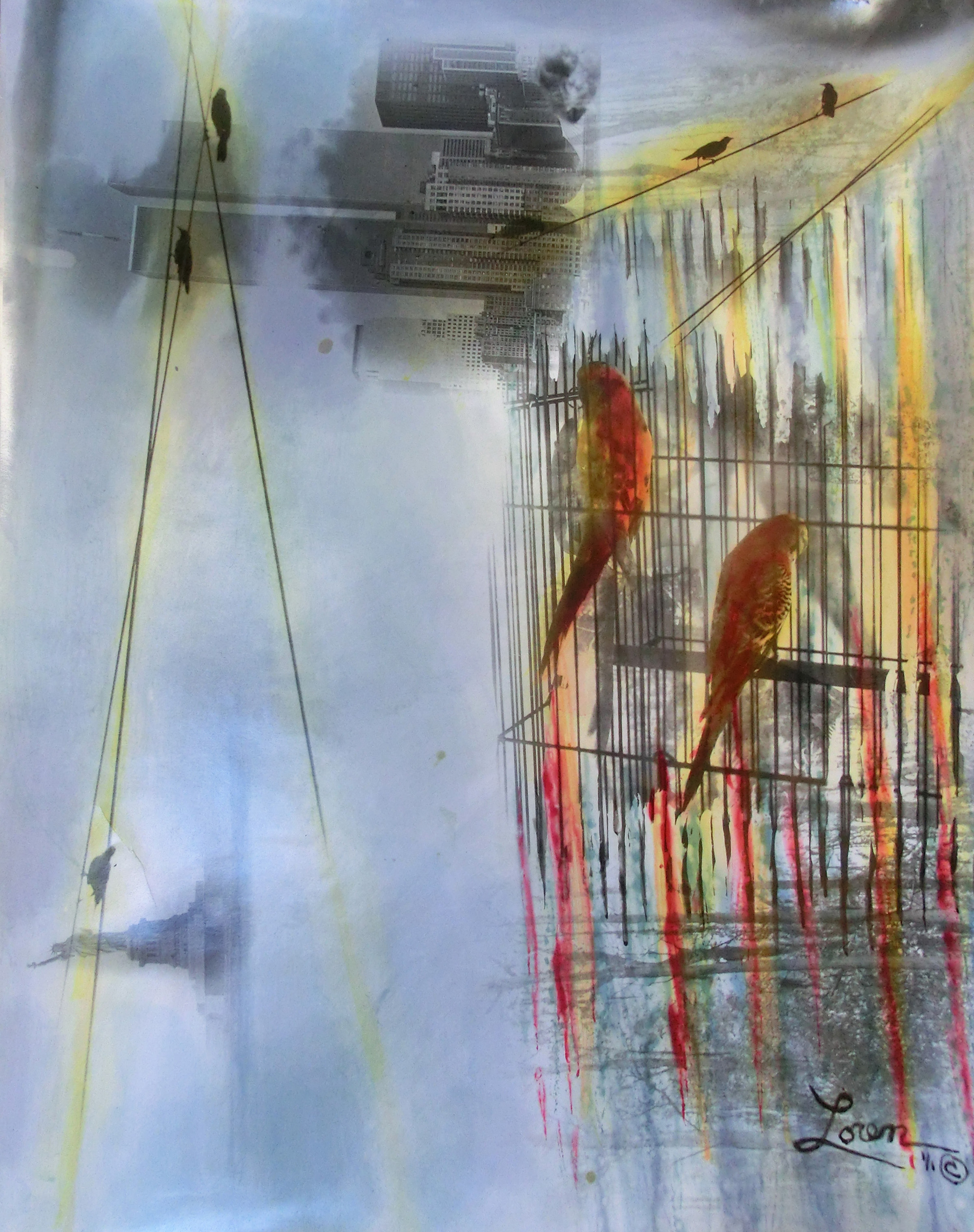 WTC Caught like Birds in a Cage 20 x 16 300 dpi.jpg