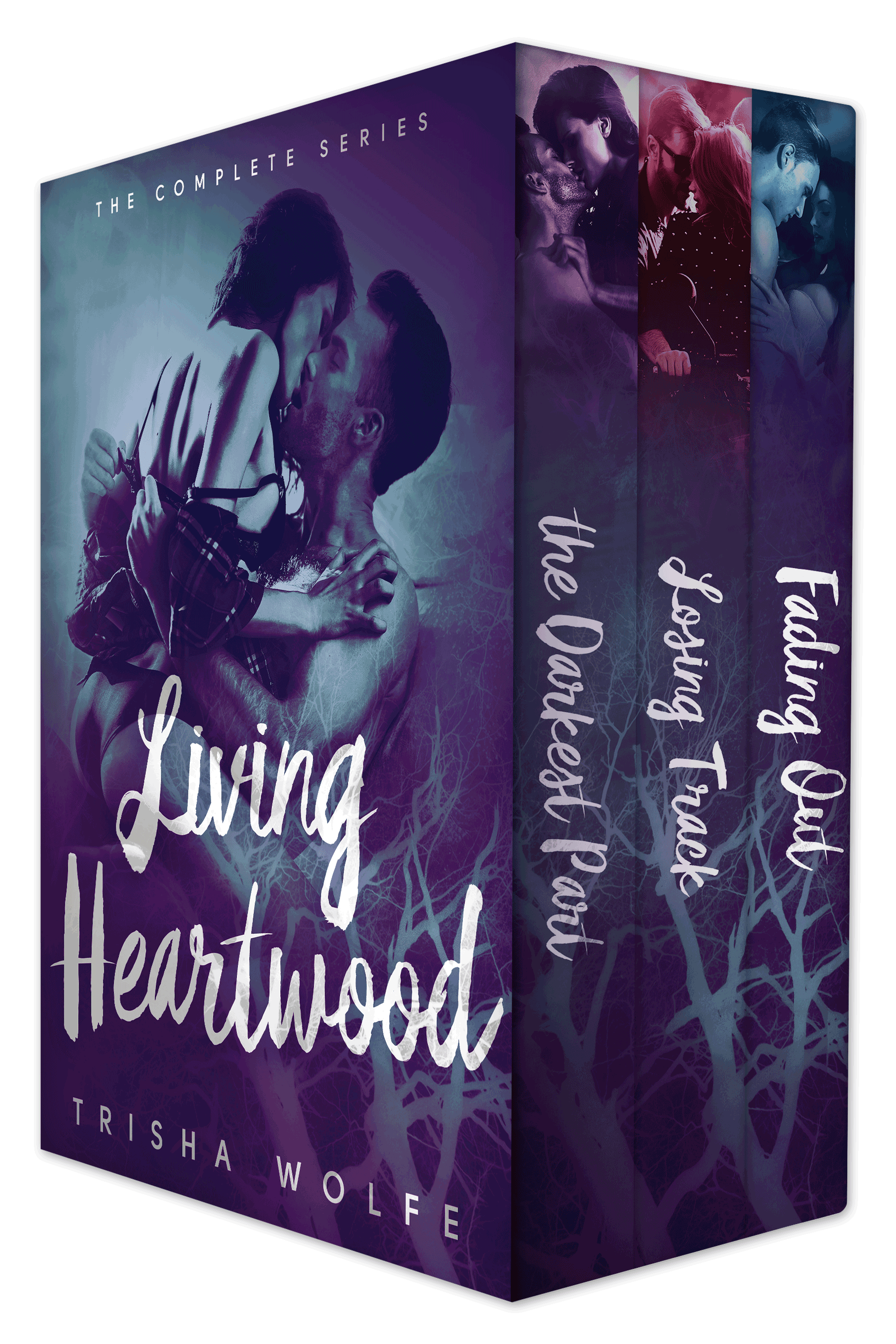 Living Heartwood Boxset: Books 1 – 3