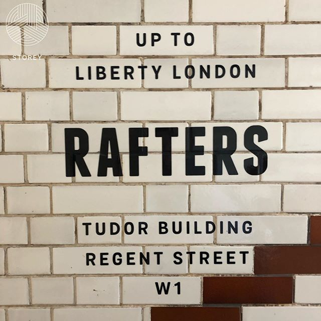 Storey have been working with Liberty London for the past 10 months on a multitude of projects and it was great to hand over the first of those projects yesterday. More images to follow  www.storeyproject.com  @storeyproject  #construction #projectmanagement #storeyproject #retail #design #graphicdesign #glazedbrick #london #kitchendesign