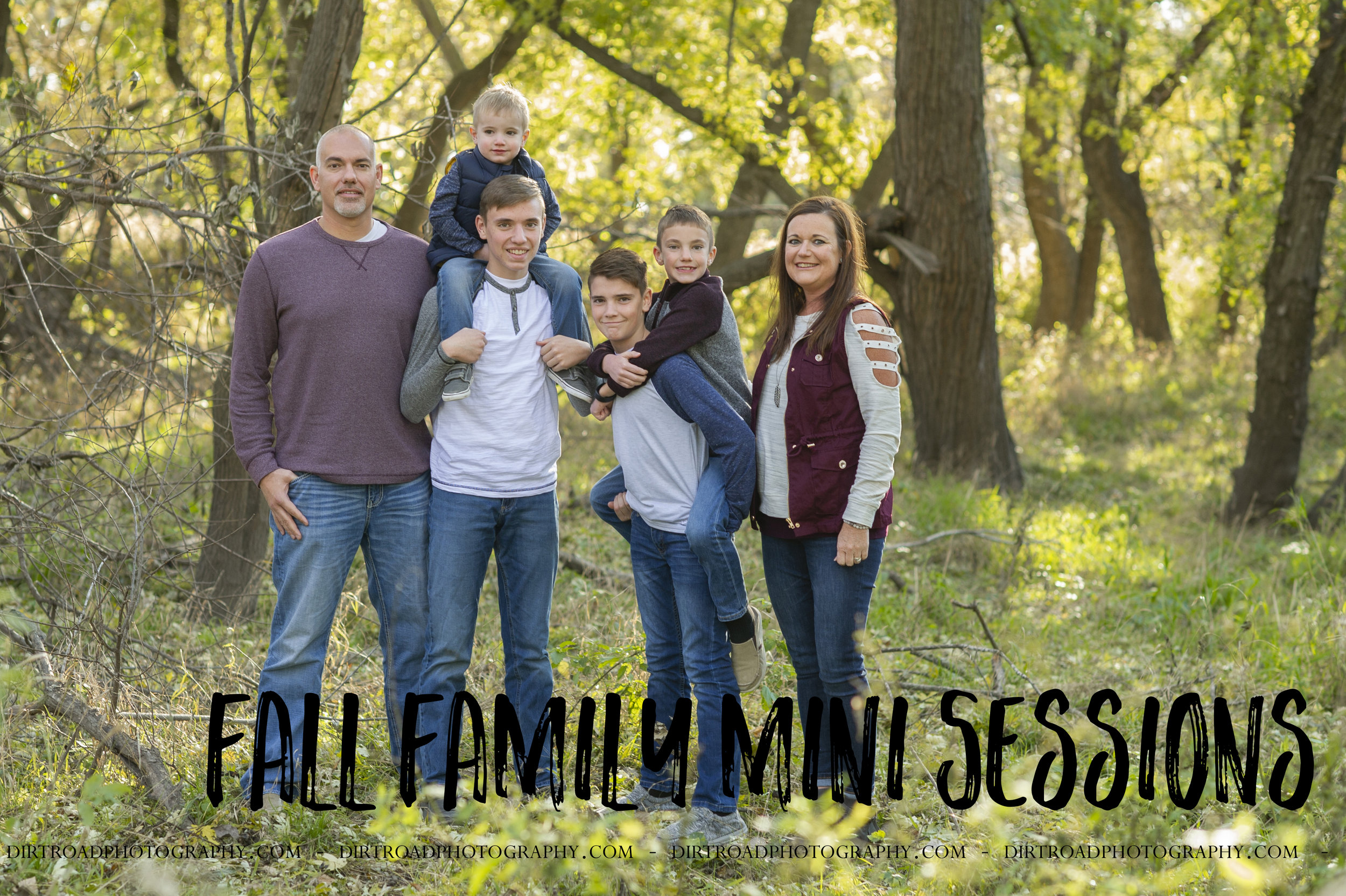 Fall Family Mini Session // Wilber, Nebraska // Southeast Nebraska Photographer