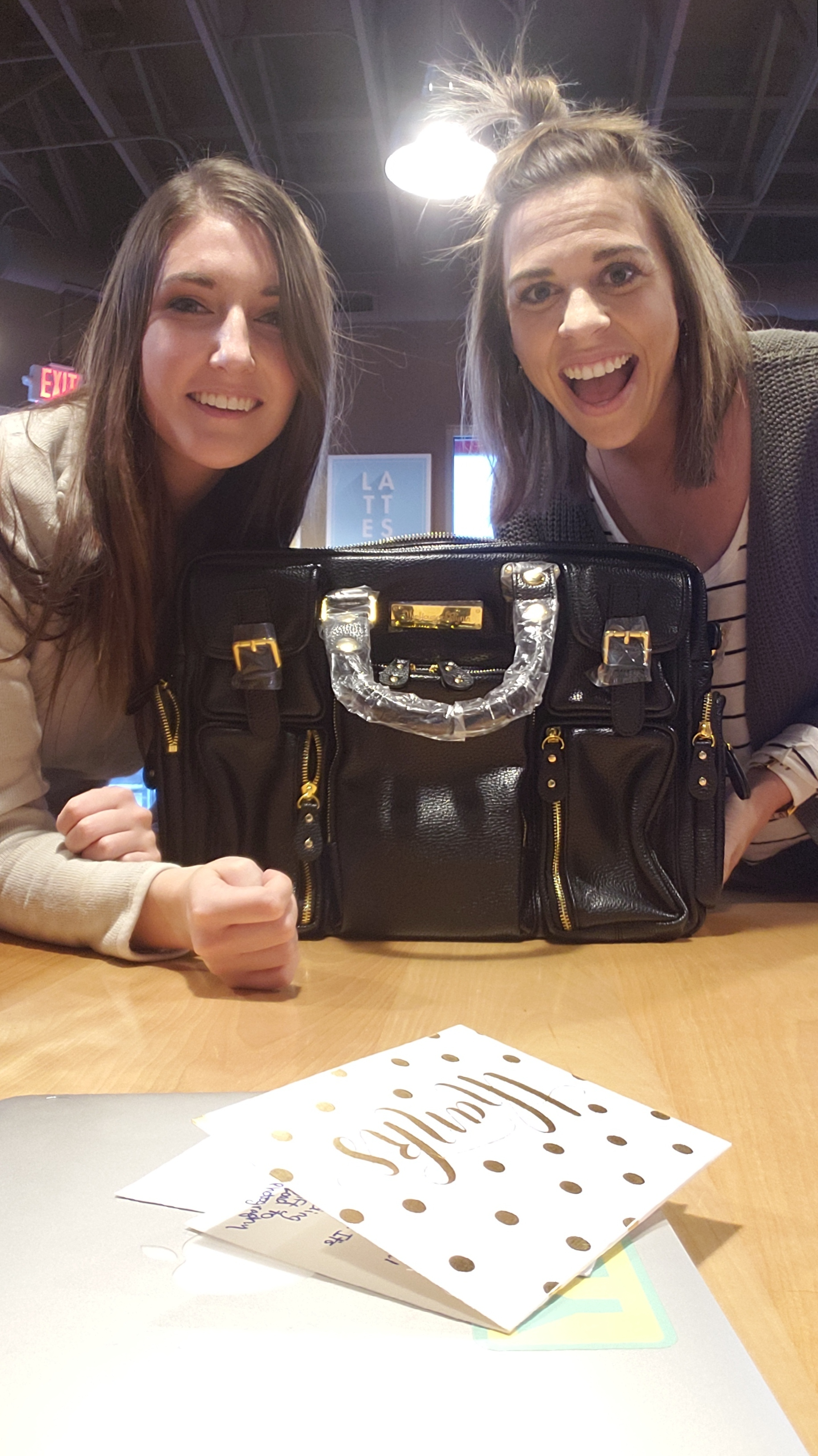 house of flynn bag giveaway kristen jensen from k.jensen photography and kelsey homolka nerud from dirt road potography pay it forward with a community over competition collaboration and meet for coffee and talk about being photographers and the business of cameras, nikon, canon