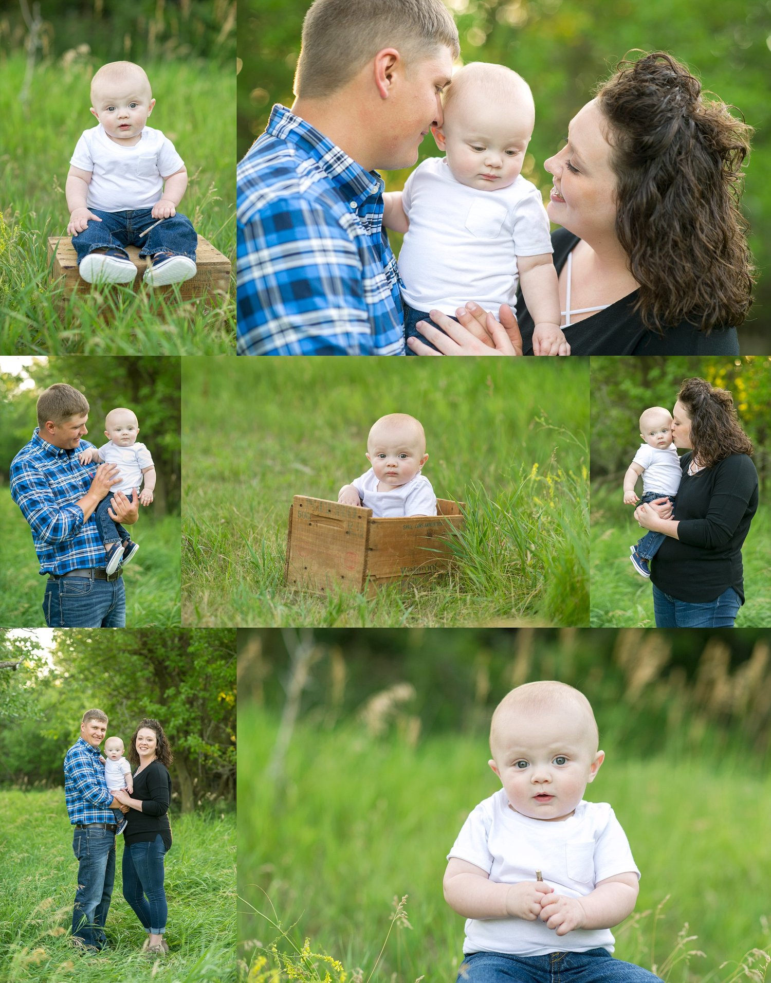 summer family mini sessions dorchester nebraska photographer kelsey homolka nerud