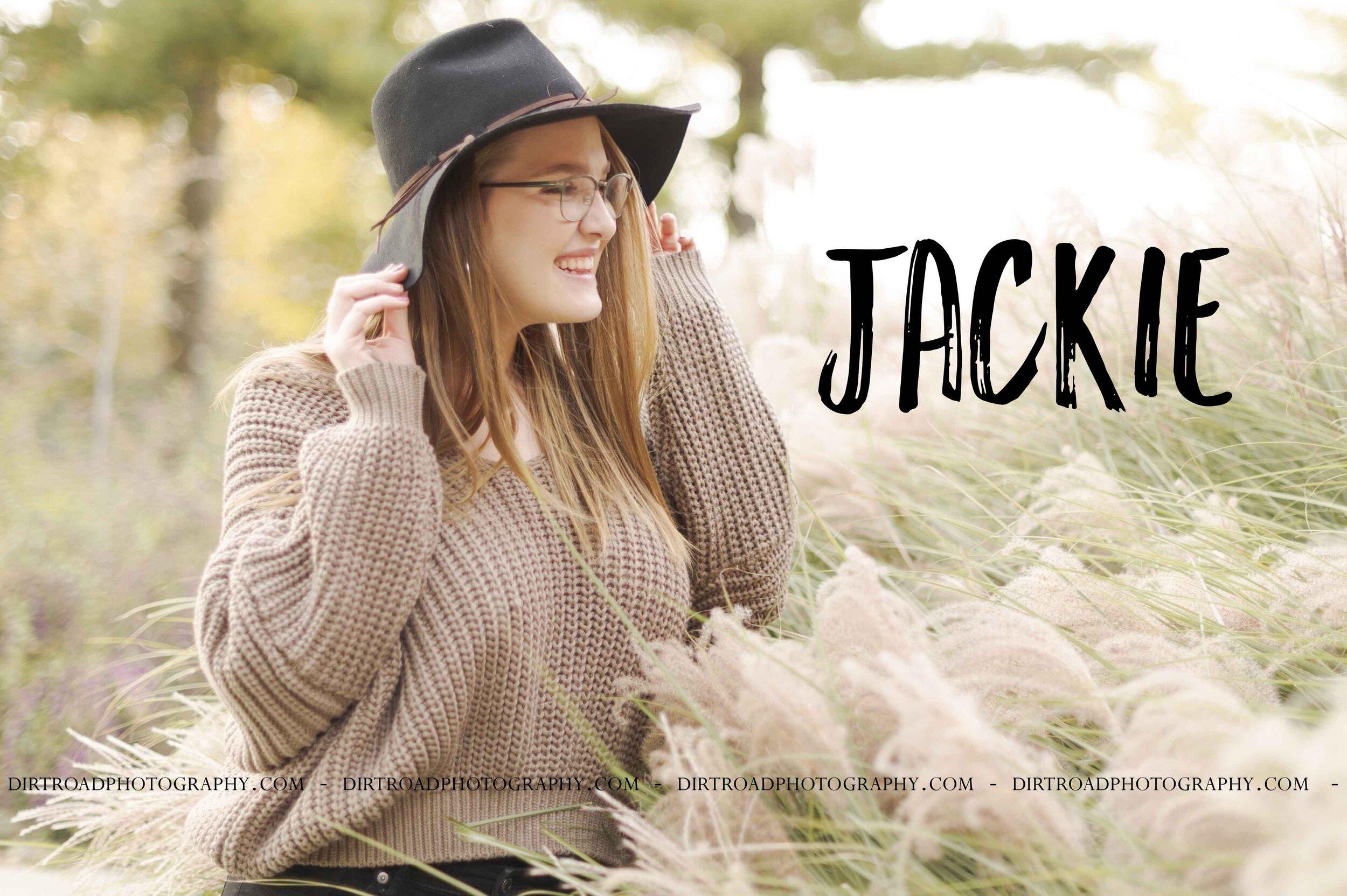 Wilber Nebraska Portrait Photographer | Jackie | Wilber-Clatonia High School | Southeast Nebraska High School Senior Photos