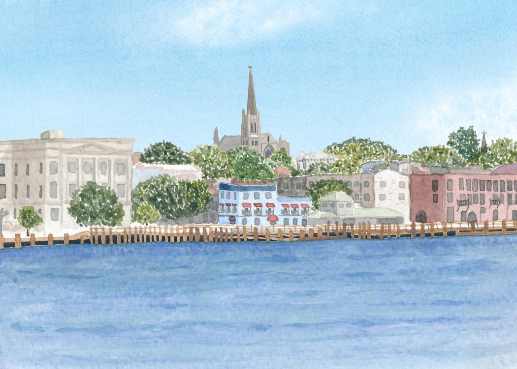 Wilmington, NC Riverfront