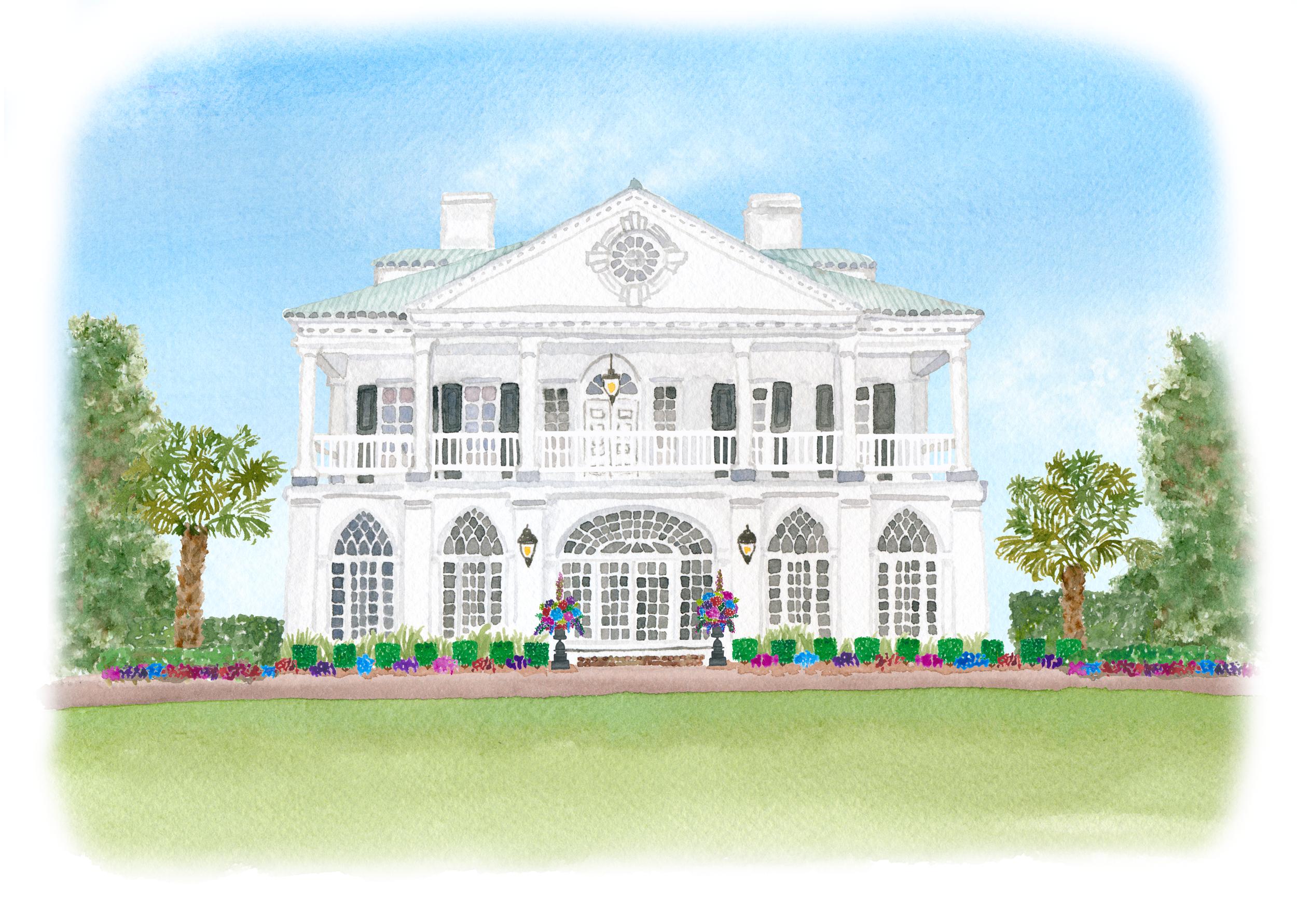 Lowndes Grove, Charleston, SC