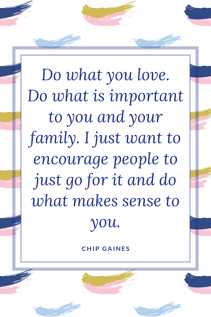 Do what's best for you!