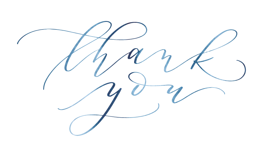 Thank You! Ocean & Coral Creative