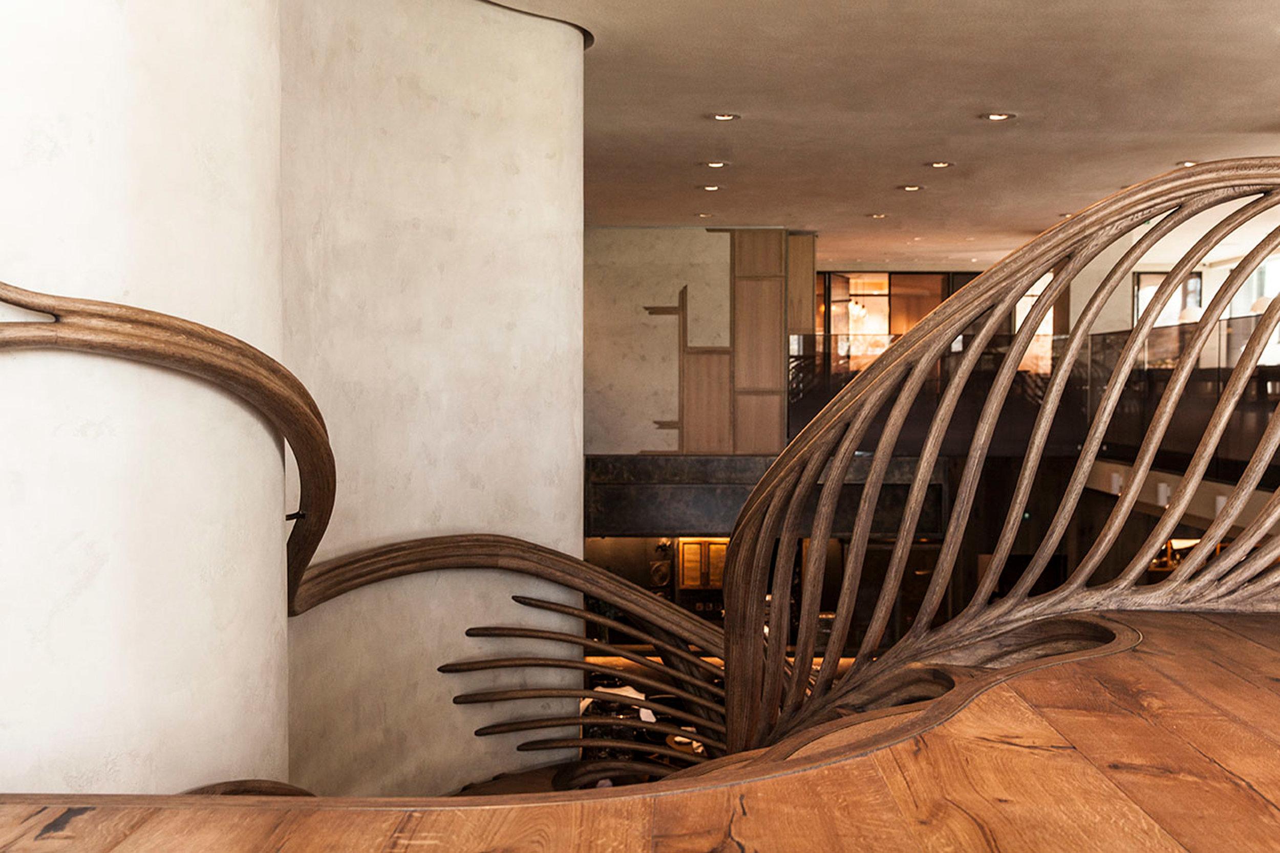 Hide-Restaurant-Dabbous-Interior-Designer-Atmost-Staircase-Above-Mezzanine-TWW.jpg