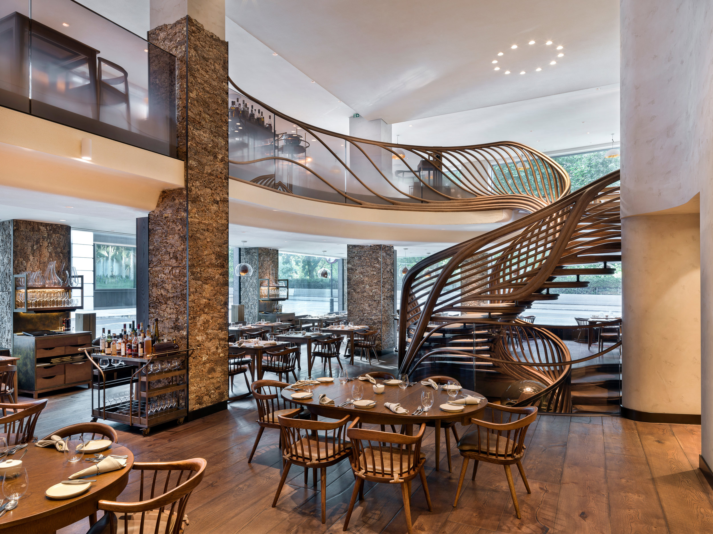 These White Walls Studio Interior Design Hide Restaurant London.jpg