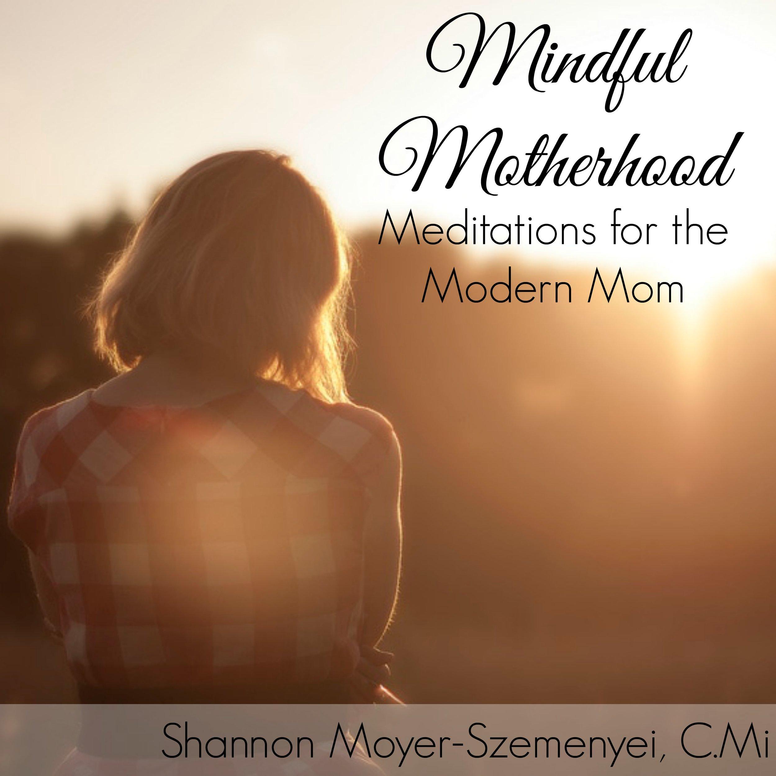 Mindful Motherhood | Sweet Stella's