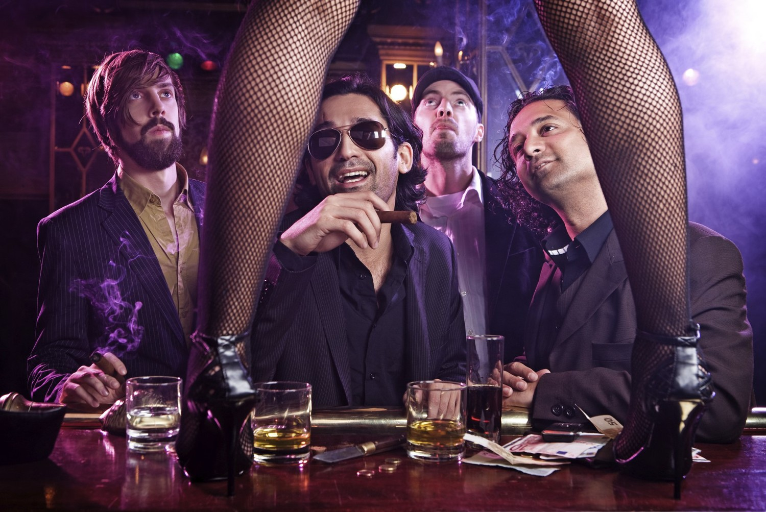 Guy's Night Out - The ultimate night of Booze, Broads and bachelorhood
