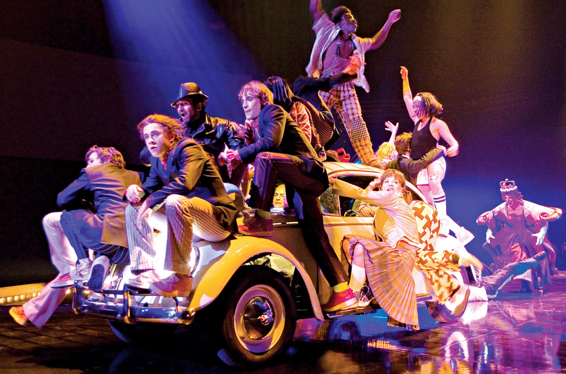 The Beatles LOVE - By Cirque Du Soleil