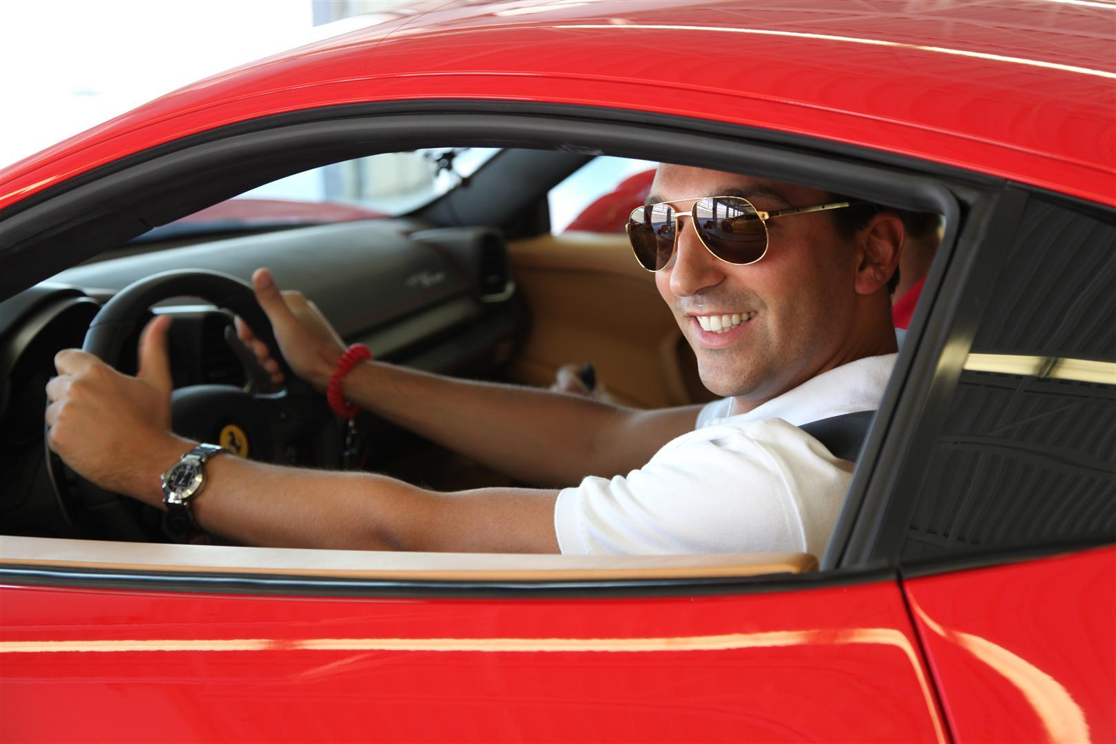 Happy Exotics Racing Customer behind the wheel!.jpg