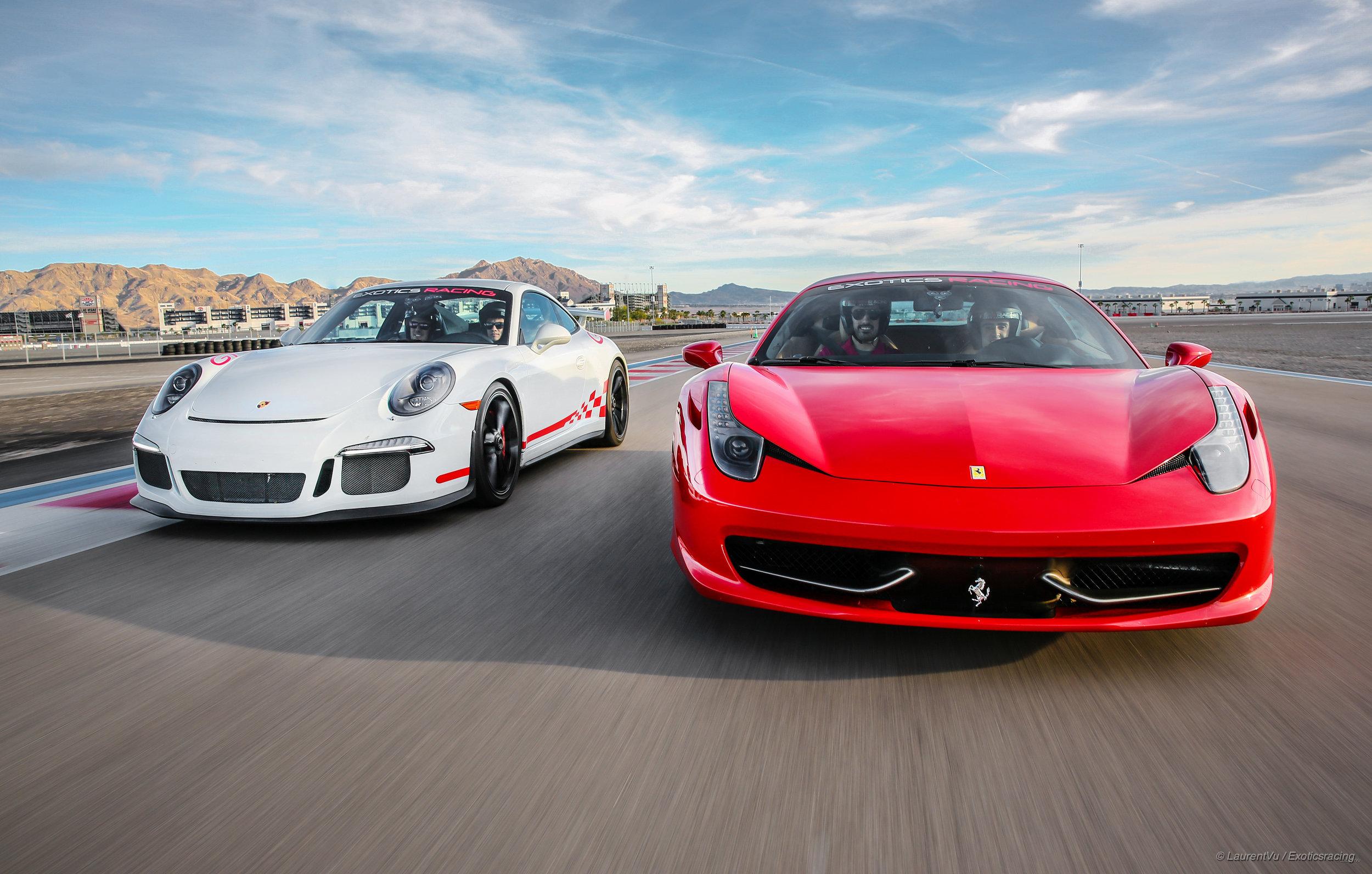 Porsche 991 GT3 – 475hp & Ferrari 458 Italia – 562hp.jpg