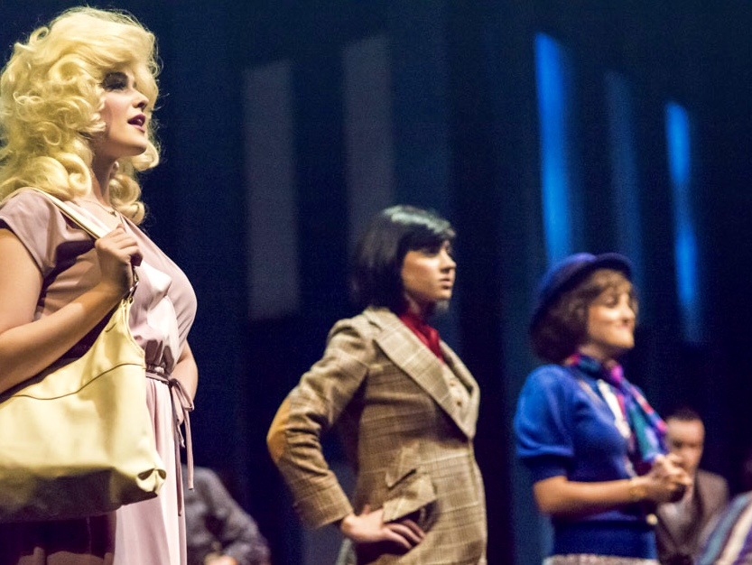 "Doralee Rhodes in ""9 To 5: The Musical"""
