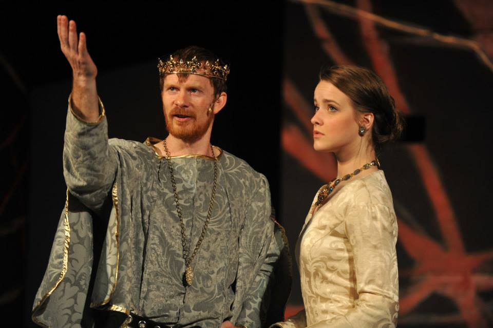 "Princess Katharine in ""Henry V"""