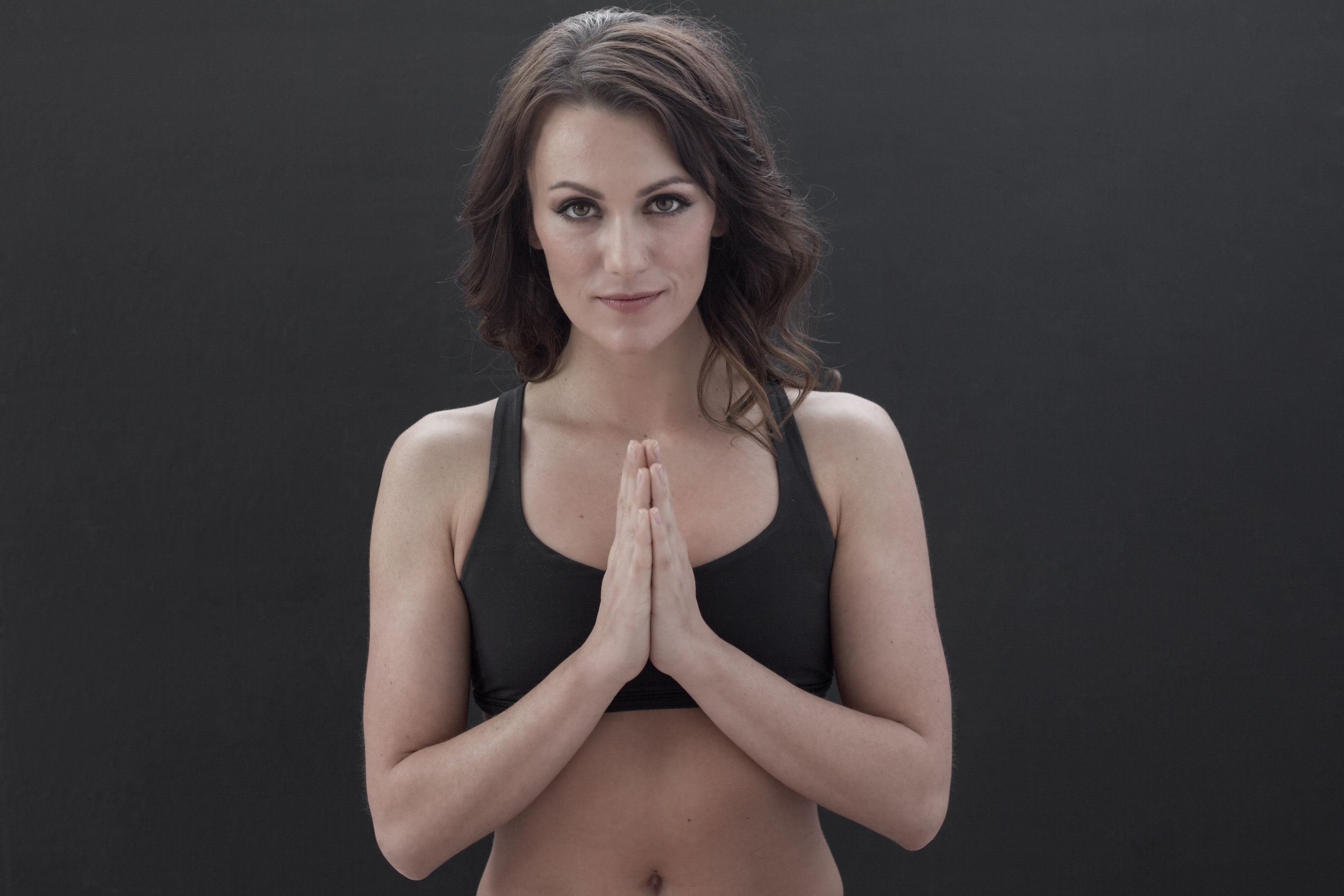 Diana Elterman, Owner and Yoga Instructor @ Ahimsa (previously Hot Power Yoga)